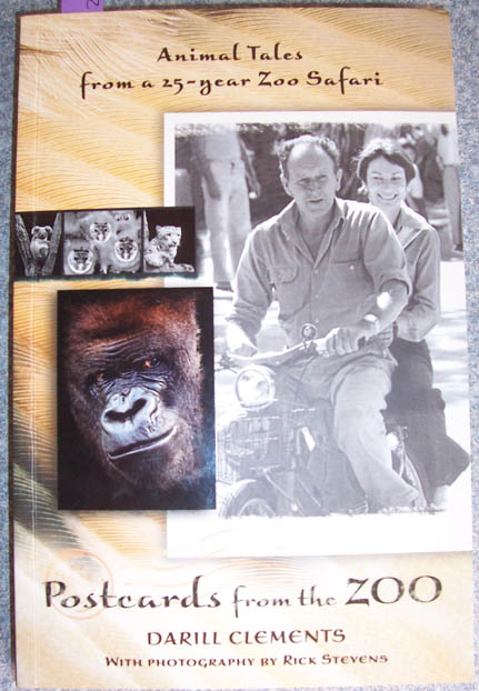 Image for Postcards from the Zoo: Animal Tales from a 25-year Zoo Safari