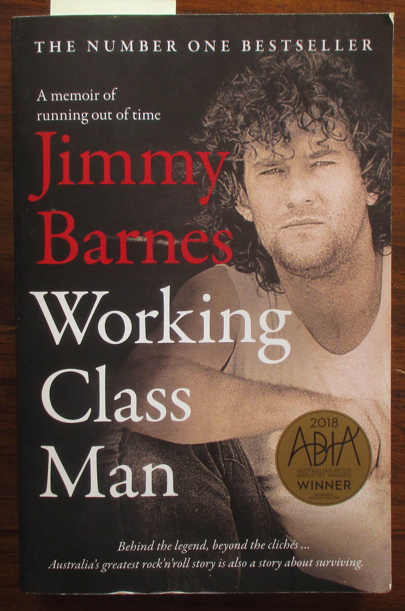 Image for Working Class Man: A Memoir of Running Out of Time