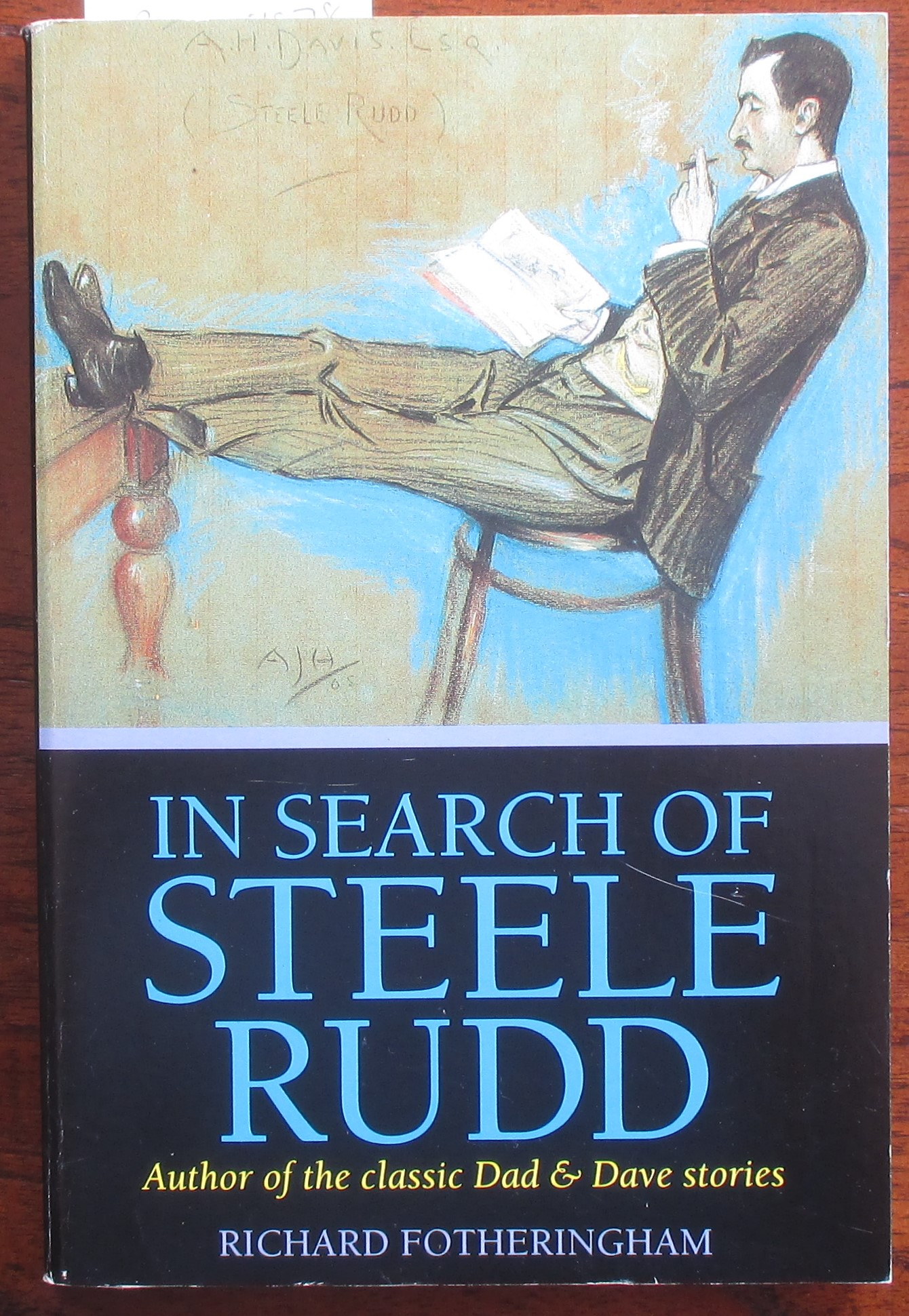 Image for In Search of Steele Rudd
