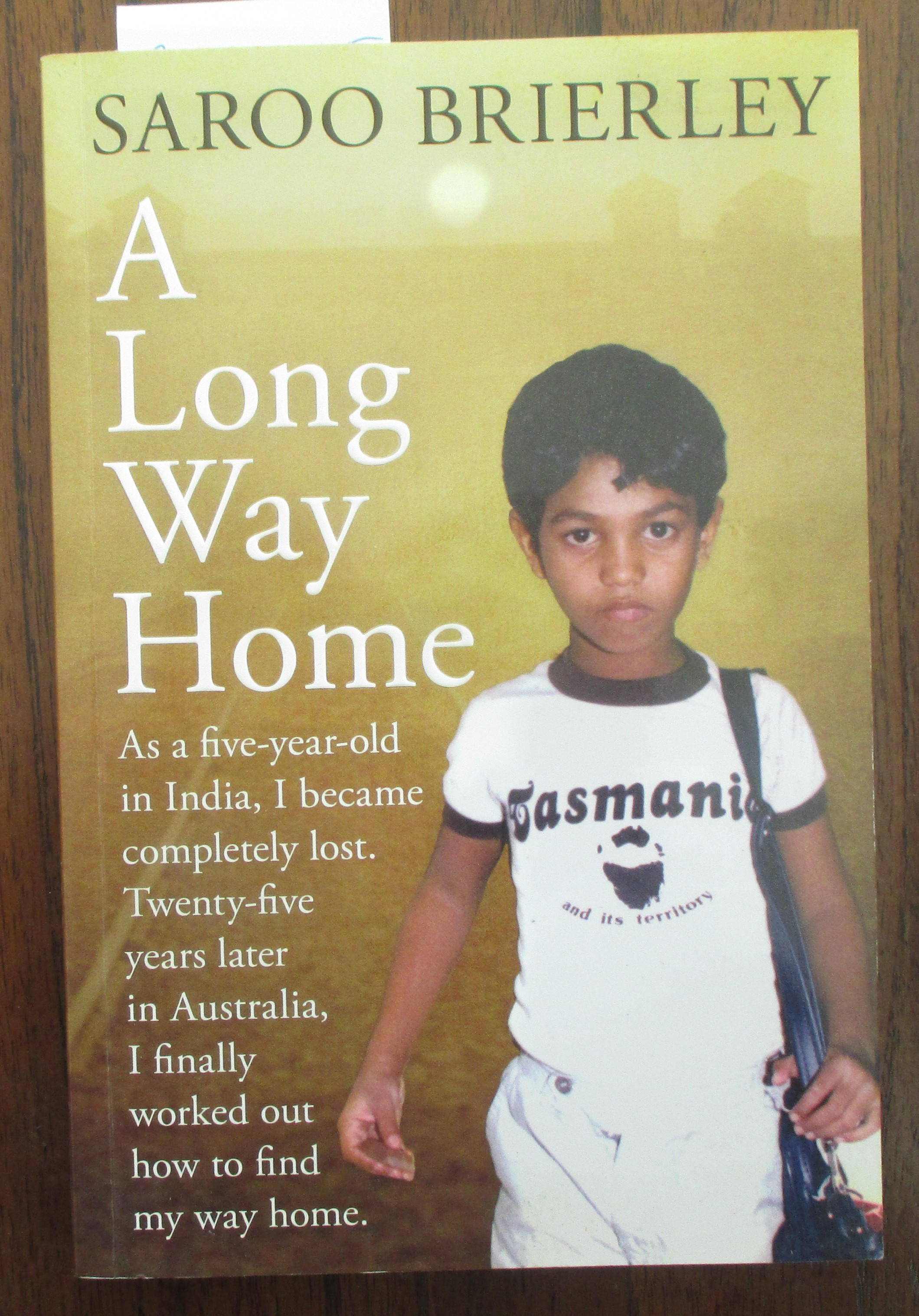 Image for Long Way Home, A