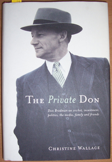 Image for Private Don, The