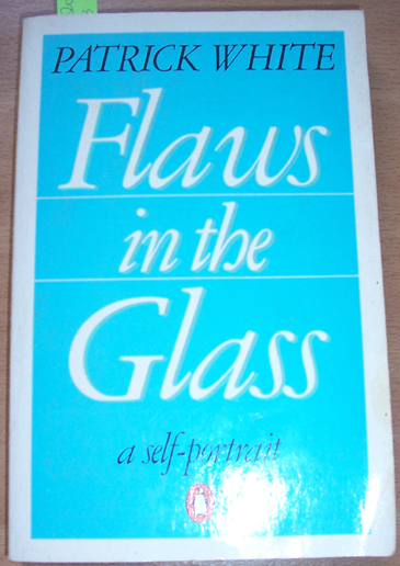 Image for Flaws in the Glass: A Self-Portrait