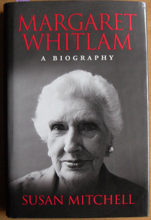 Image for Margaret Whitlam: A Biography