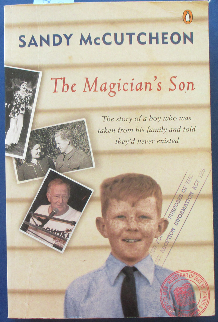 Image for Magician's Son, The