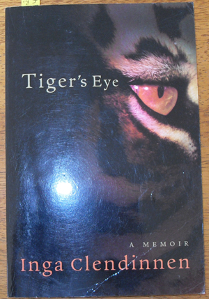 Image for Tiger's Eye: A Memoir