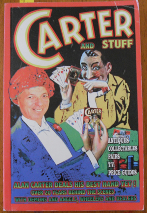 Image for Carter and Stuff: Alan Carter Deals His Best Hand Yet!