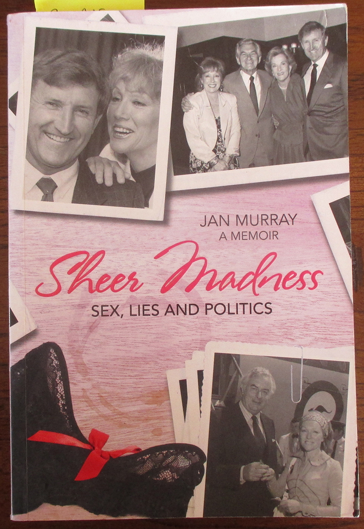 Image for Sheer Madness: Sex, Lies and Politics