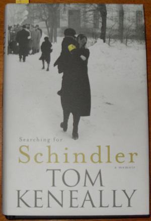 Image for Searching for Schindler: A Memoir