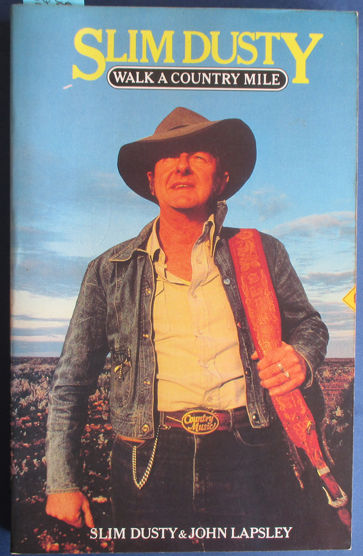 Image for Slim Dusty: Walk a Country Mile
