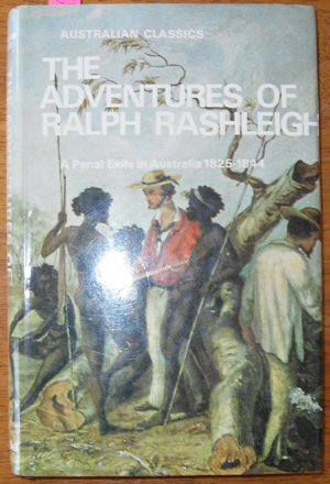 Image for Adventures of Ralph Rashleigh, The: A Penal Exile in Australia 1825-1844