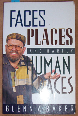 Image for Faces Places, and Barely Human Races
