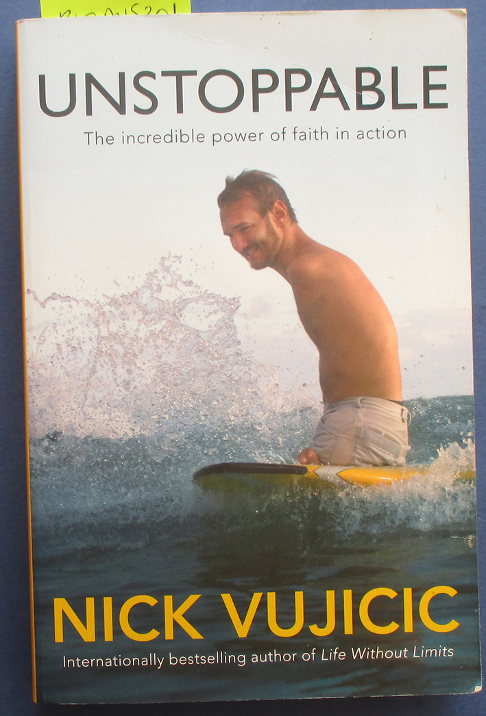 Image for Unstoppable: The Incredible Power of Faith in Action