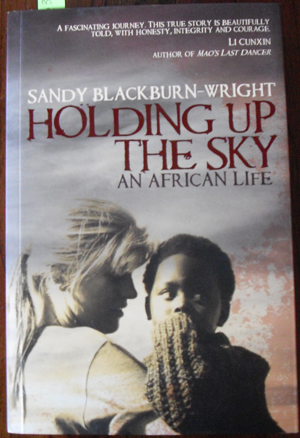 Image for Holding Up the Sky: An African Life