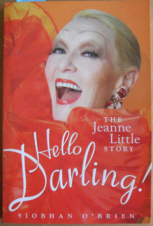 Image for Hello Darling! The Jeanne Little Story
