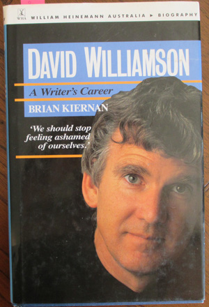 Image for David Williamson: A Writer's Career