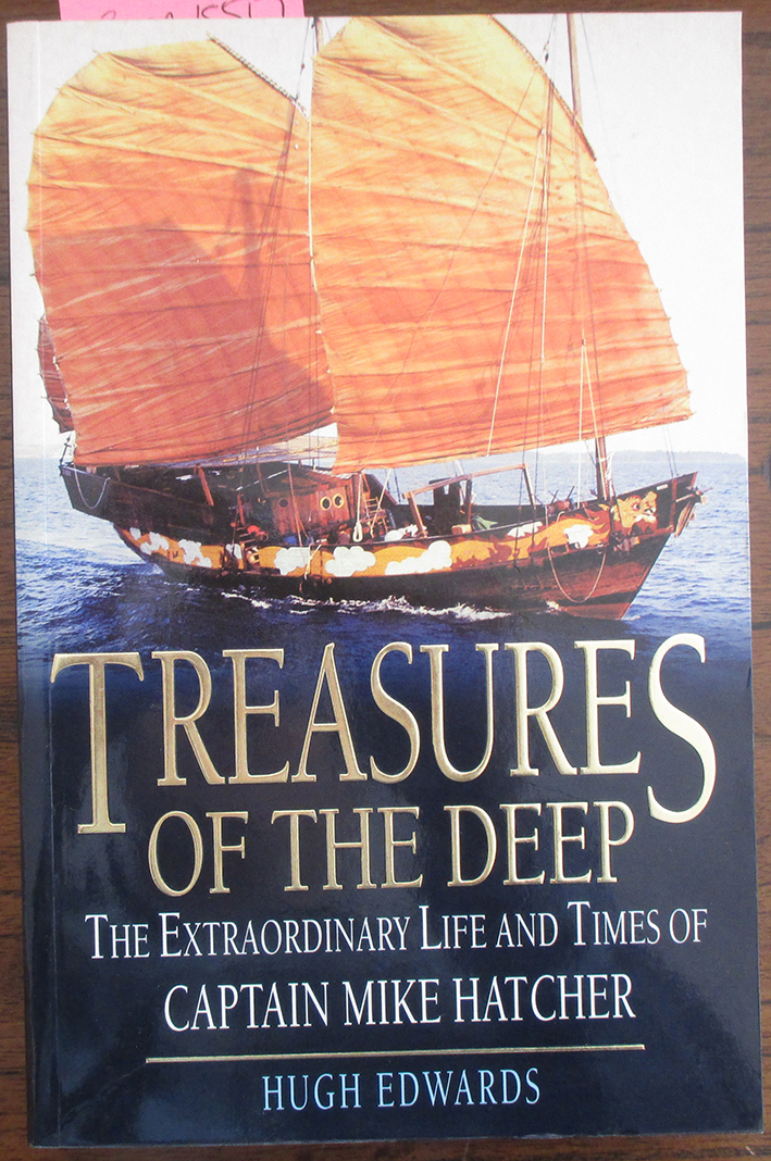 Image for Treasures of the Deep: The Extraordinary Life and Times of Captain Mike Hatcher