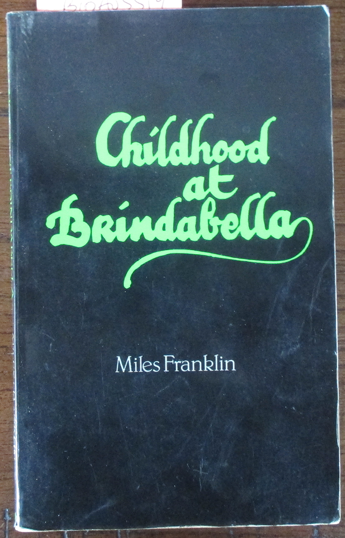 Image for Childhood at Brindabella: My First Ten Years
