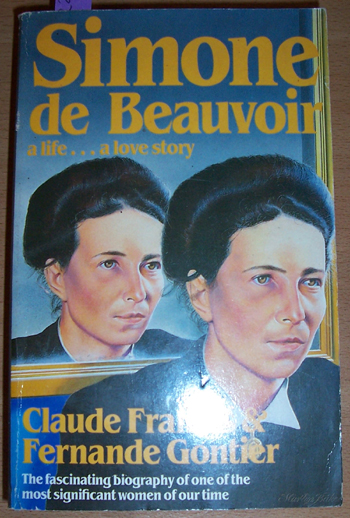 Image for Simone De Beauvoir: A Life, a love Story