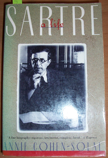 Image for Sartre: A Life