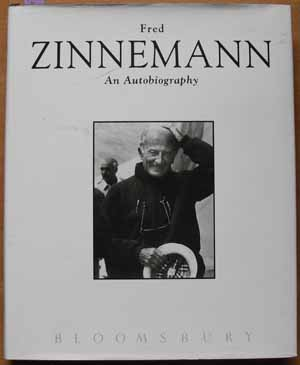 Image for Fred Zinnemann: An Autobiography