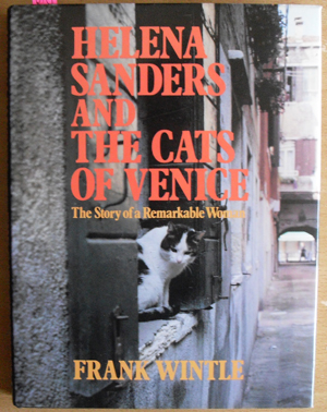 Image for Helena Sanders and the Cats of Venice: The Story of a Remarkable Woman