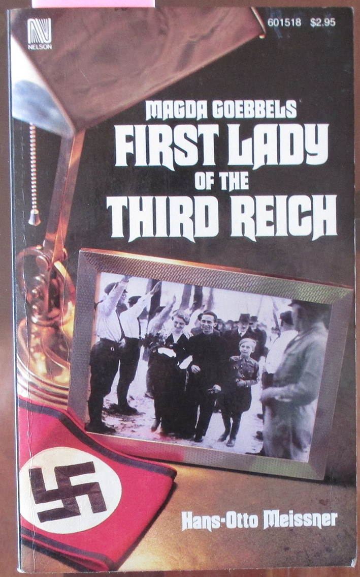 Image for Magda Goebbels First Lady of the Third Reich: A Biography