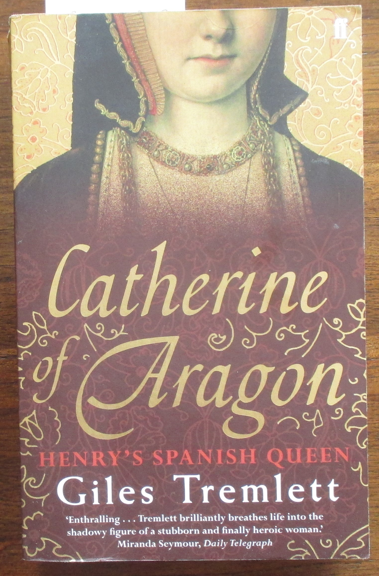 Image for Catherine of Aragon: Henry's Spanish Queen