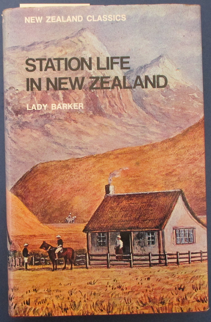 Image for Station Life in New Zealand (New Zealand Classics)