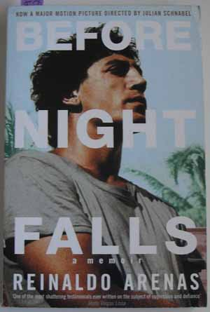 Image for Before Night Falls: A Memoir