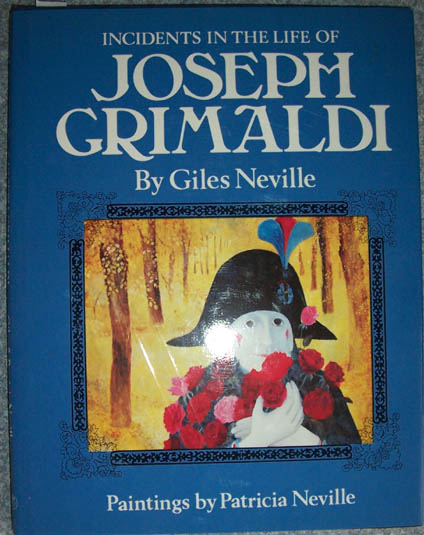 Image for Incidents in the Life of Joseph Grimaldi