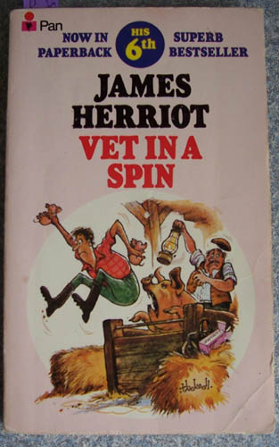 Image for Vet in a Spin