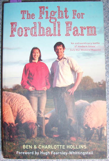 Image for Fight for Fordhall Farm, The: The Battle to Save a Way of Life