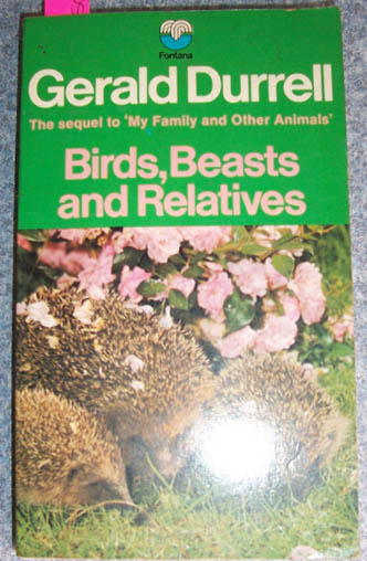 Image for Birds, Beasts and Relatives