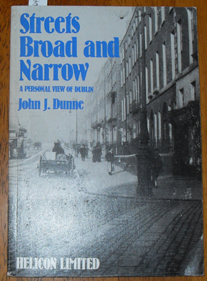 Image for Streets Broad and Narrow: A Personal View of Dublin