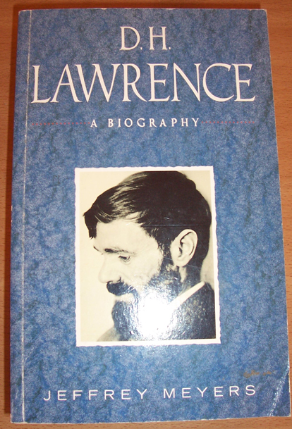 Image for D.H. Lawrence: A Biography