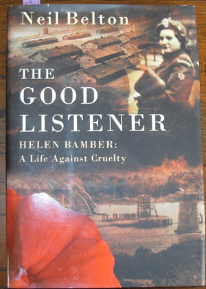 Image for Good Listener, The: Helen Bamber - A Life Against Cruelty
