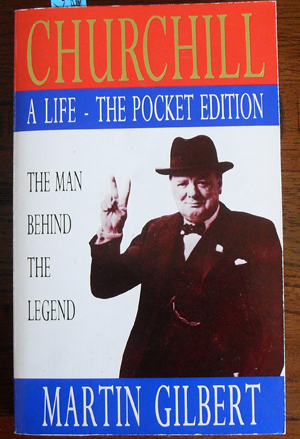 Image for Churchill: A Life - The Pocket Edition (The Man Behind the Legend)