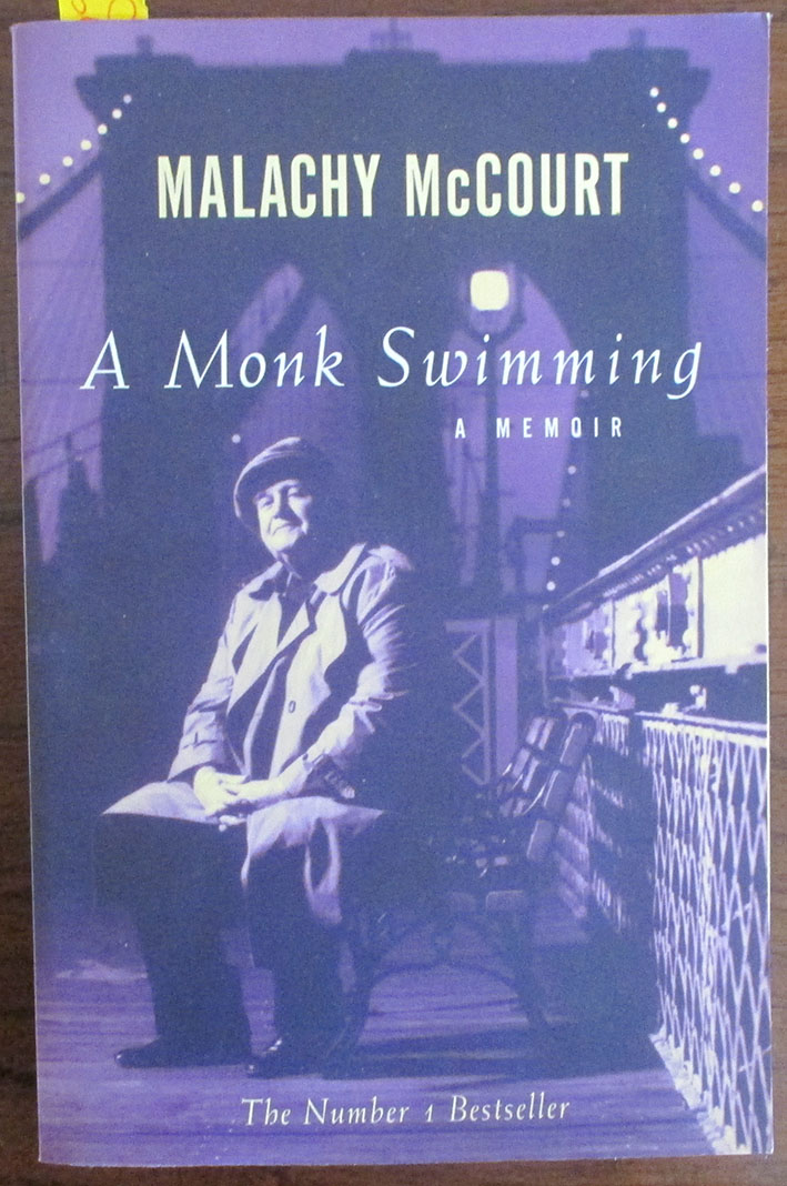 Image for Monk Swimming, A: A Memoir