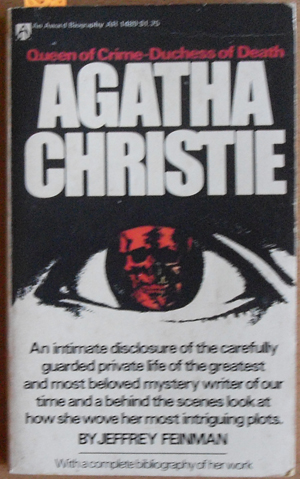 Image for Mysterious World of Agatha Christie, The