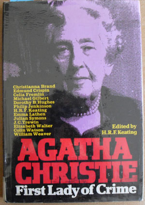 Image for Agatha Christie: First Lady of Crime