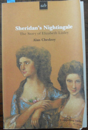 Image for Sheridan's Nightingale: The Story of Elizabeth Linley