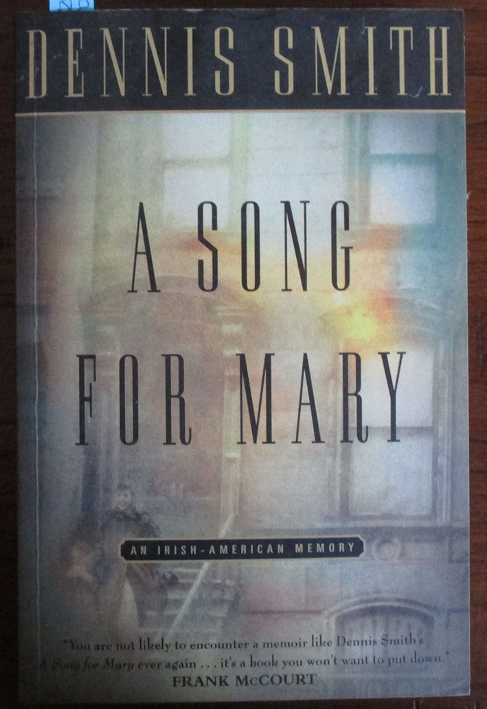 Image for Song For Mary, A: An Irish-American Memoir