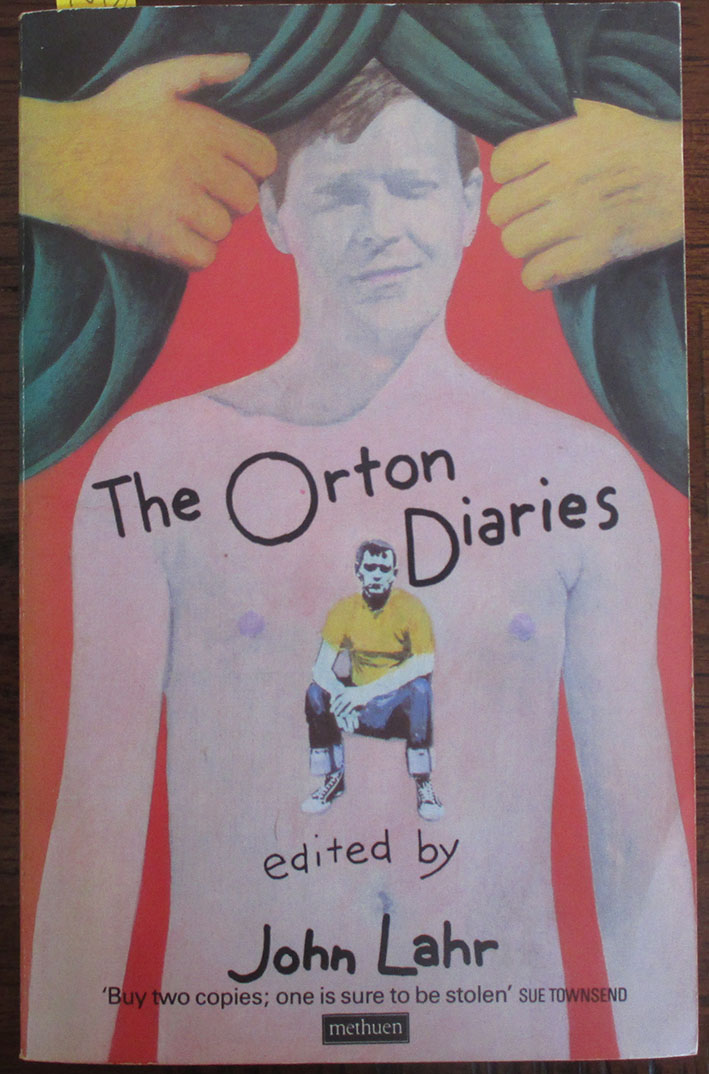 Image for Orton Diaries, The