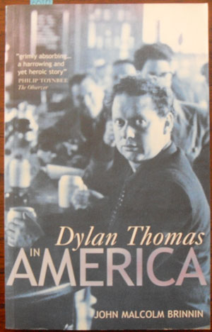 Image for Dylan Thomas in America