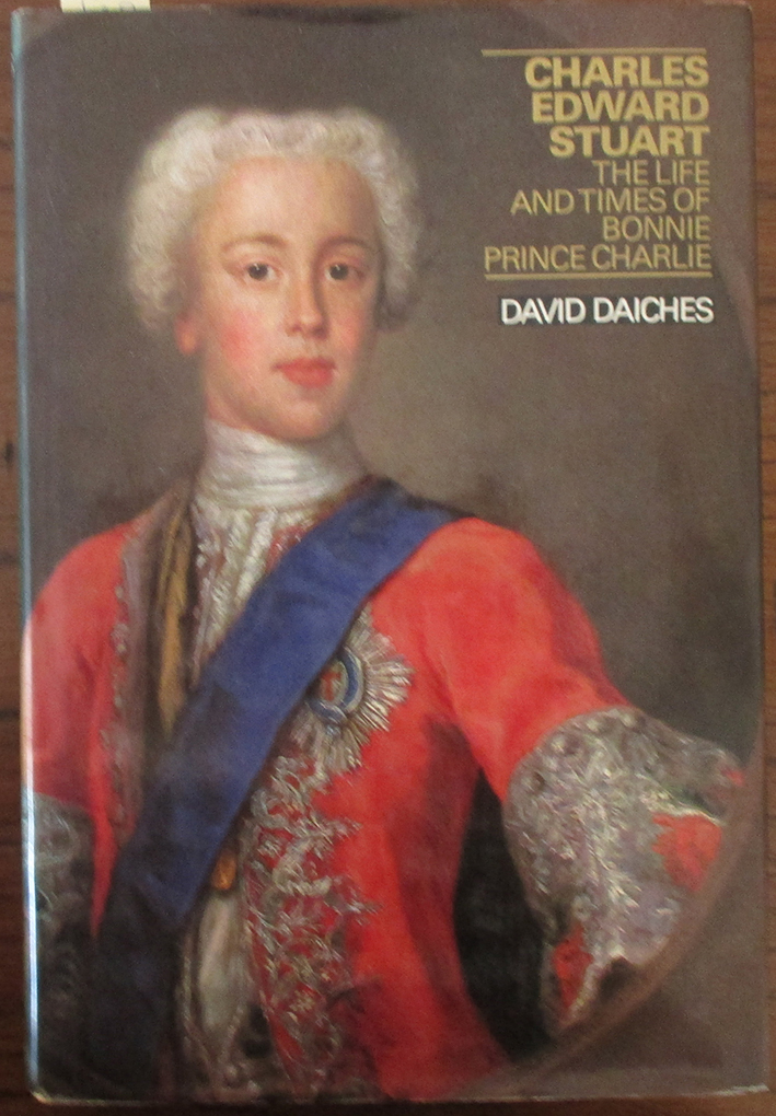 Image for Charles Edward Stuart: The Life and Times of Bonnie Prince Charlie
