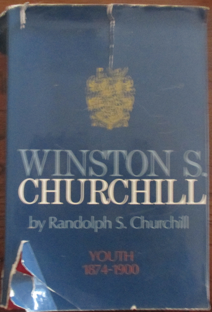 Image for Winston S. Churchill: Youth 1874-1900 (Vol #1)