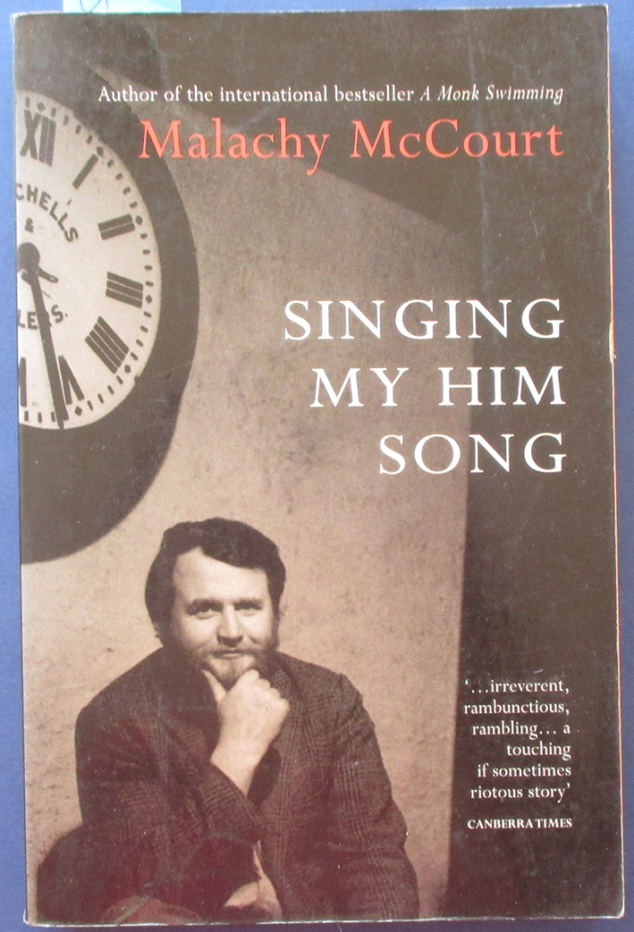 Image for Singing My Him Song