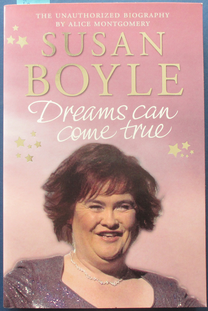 Image for Susan Boyle: Dreams Can Come True