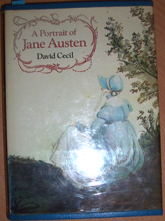 Image for Portrait of Jane Austen, A