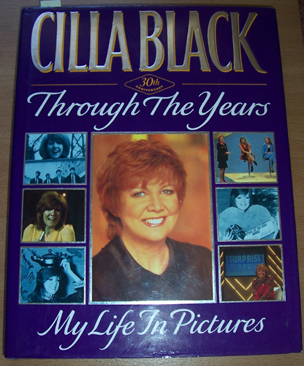 Image for Cilla Black: Through the Years - My Life in Pictures